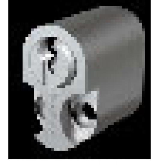 Oval Cylinder, MLS Profile, Inner, Nickel