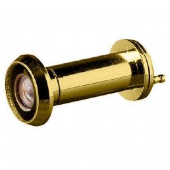 Peephole, Ø 14mm, 55 - 70 mm, Brass