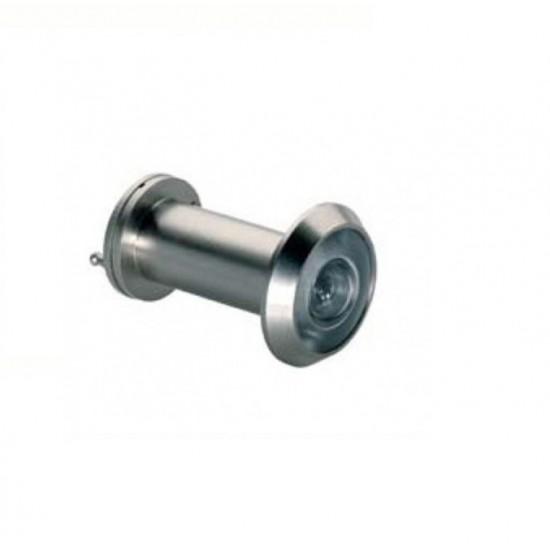 Peephole, Ø 14mm, 55 - 70 mm, Chrome
