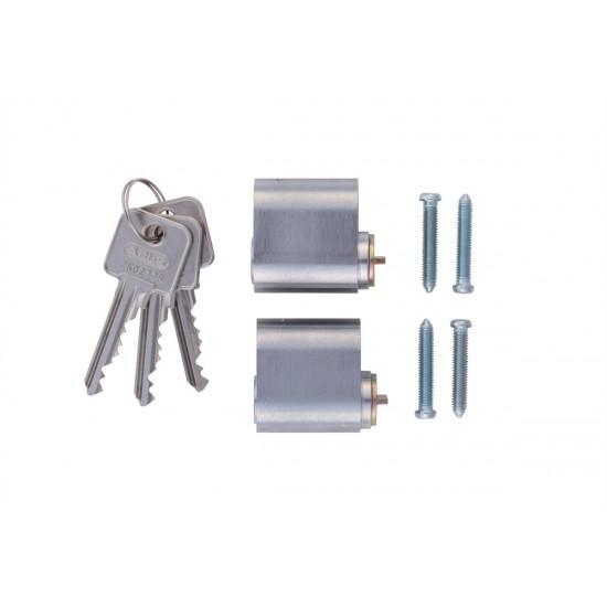 One-Key oval Cylinders ABUS TWINS