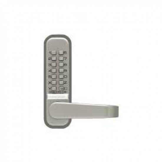 Codepanel for mortice lock, with handle
