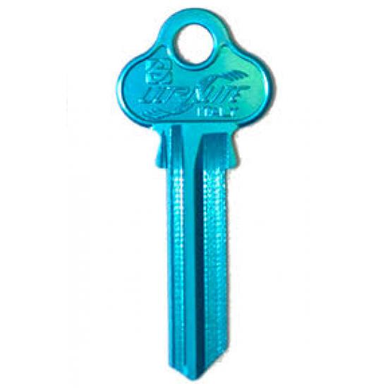 Colorful key blanks (805gr)